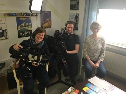 Graf Recke Stiftung - Wir sind Heimkinder - Das Team - Petra, Martin, Anke