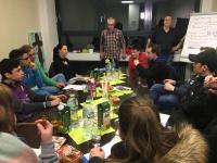 Graf Recke Stiftung - Wir sind Heimkinder - Jugendrat-Sitzung