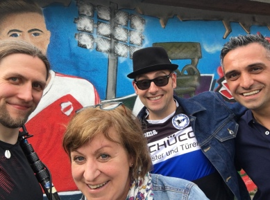 WDR - Zeiglers wunderbare Welt des Fußballs - Kreisliga-Schiedsrichter Bektaš Bicici